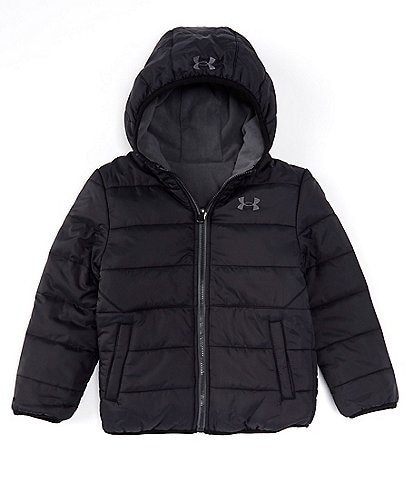 Under Armour Little Boys 2T-7 Reversible Pronto Puffer Jacket