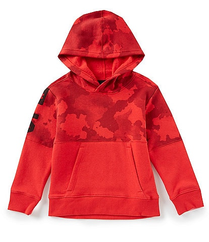 Under Armour Little Boys 2T-7 Traverse Camouflage Hoodie
