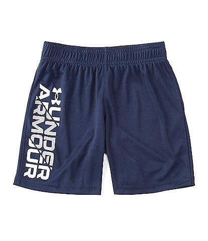 Under Armour Little Boys 2T-7 UA Prototype Wordmark Shorts