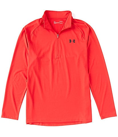 Under Armour UA Tech™ HeatGear® Loose Long-Sleeve Zip Pullover