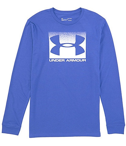 Under Armour Loose UA Sportstyle Boxed Long Sleeve T-Shirt