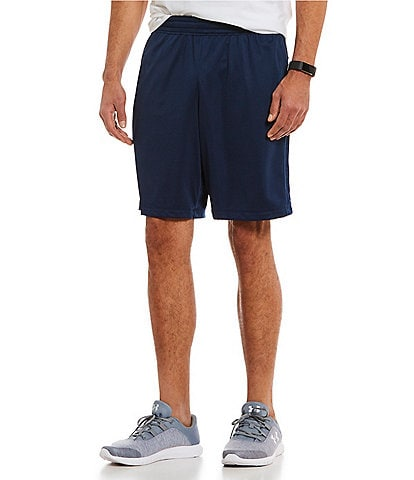Under Armour HeatGear® MK1 Fitted 9#double; Inseam Athletic Training Shorts