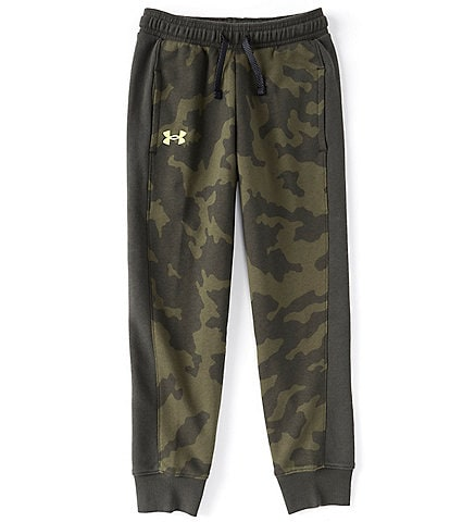 Under Armour Outdoor Big Boys 8-20 Fury Camo Fleece Jogger Pants