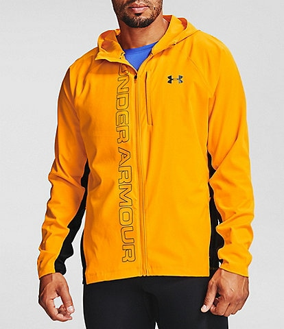Under Armour Qualifier Outrun UA Storm Technology Zip Run Jacket