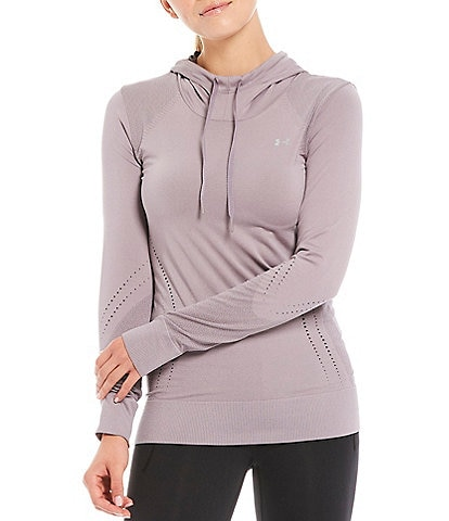 Under Armour Seamless Long Raglan Sleeve Hoodie