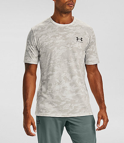 Under Armour Short-Sleeve All Over Logo T-Shirt
