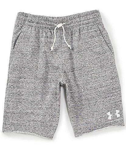 Under Armour Sportstyle 10 1/2#double; Inseam Terry Loose Shorts