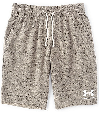 Under Armour Sportstyle Terry 10.5#double; Inseam Athletic Shorts