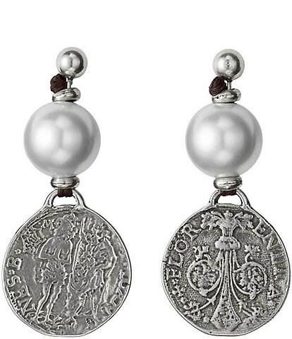 UNOde50 Alexandira Drop Earrings