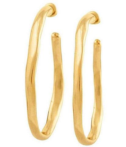 UNOde50 Ohmmm Hoop Earrings