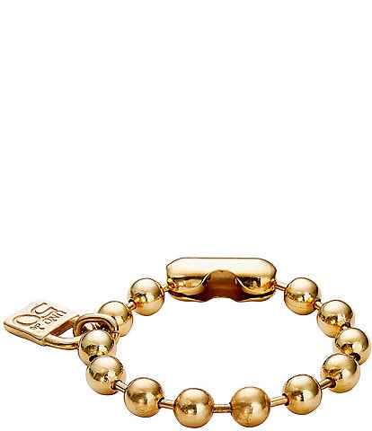 UNOde50 Snowflake Gold-Tone Bracelet