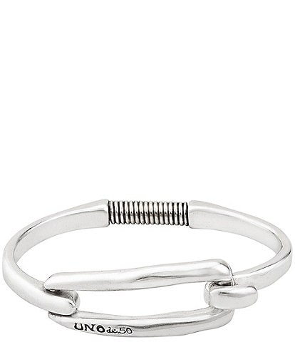 UNOde50 Tied Bangle Bracelet