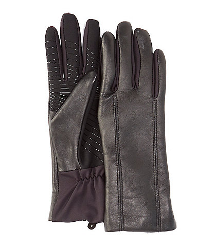 UR Women's Leather with Stretch Glove