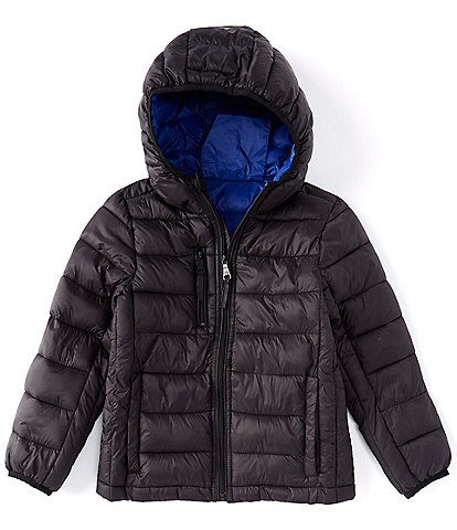 Urban Republic Little Boys 2T-7 Packable Quilted Puffer Jacket