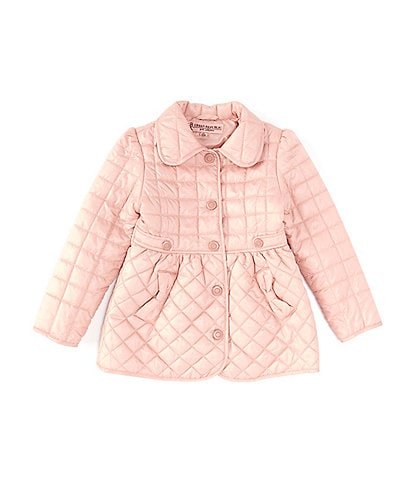 Urban Republic Little Girls 2T-6X Quilted Barn Jacket