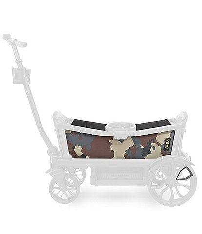 Veer Camo Print Custom Side Wall Kit for All-Terrain Cruiser Stroller/Wagon