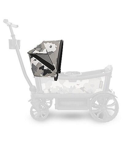 Veer Camo Print Retractable Canopy Attachment for Cruiser/Wagon