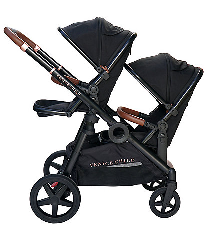 Venice Child Maverick Convertible Double Stroller - Package 3
