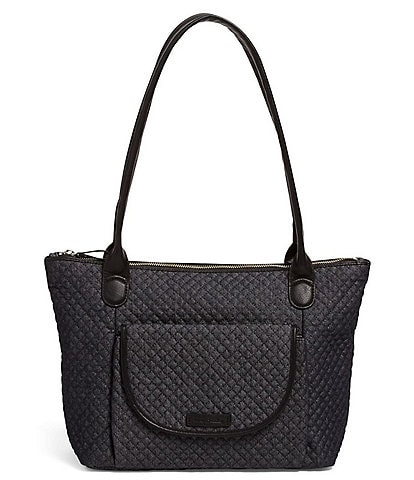 Vera Bradley Carson Denim East West Tote Bag