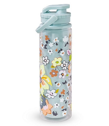 Vera Bradley Floating Garden Sport Water Bottle