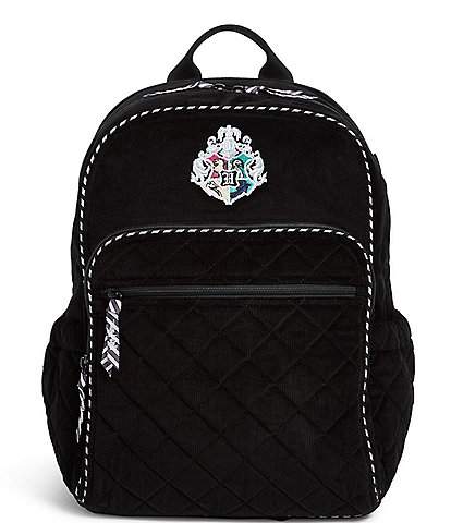 Vera Bradley Harry Potter Collection Corduroy Hogwarts Campus Backpack