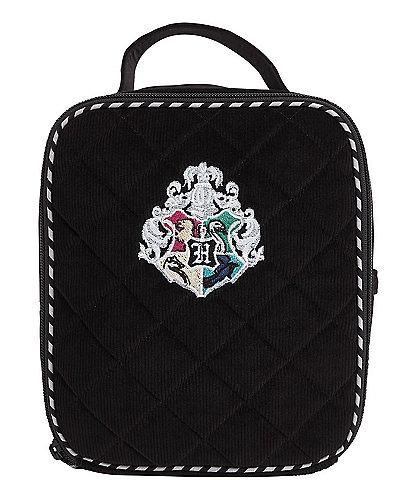 Vera Bradley Harry Potter Collection Corduroy Hogwarts Lunch Bunch Bag