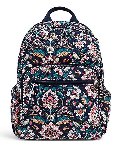 Vera Bradley Harry Potter Collection Home to Hogwarts Campus Backpack
