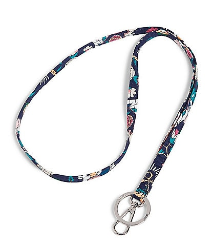 Vera Bradley Harry Potter Collection Home to Hogwarts Lanyard