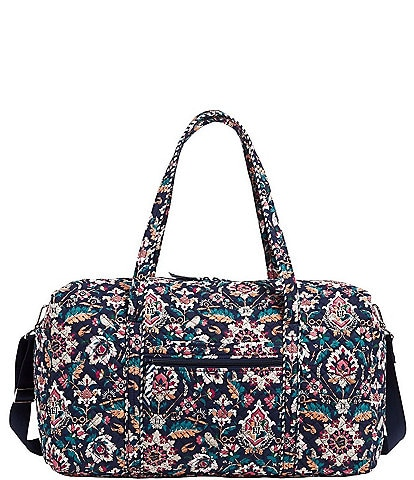 Vera Bradley Harry Potter Collection Home to Hogwarts Large Travel Duffel Bag