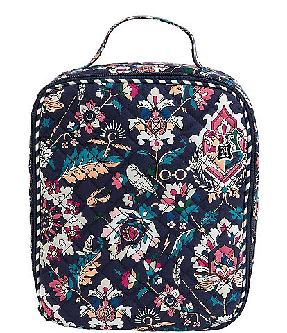 Vera Bradley Harry Potter Collection Home to Hogwarts Lunch Bunch Bag