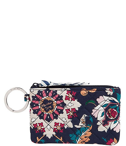 Vera Bradley Harry Potter Collection Home to Hogwarts Zip ID Case