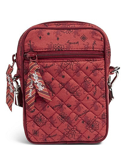 Vera Bradley Harry Potter™ Collection RFID Small Convertible Crossbody Bag