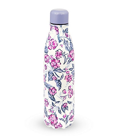 Vera Bradley Hummingbird Ditsy Water Bottle