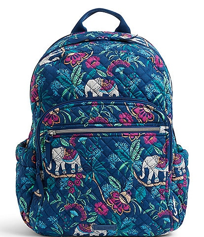 Vera Bradley Iconic Campus Quilted Backpack
