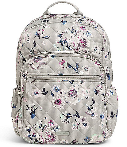 Vera Bradley Iconic Performance Twill Campus Backpack