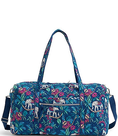 Vera Bradley Iconic Collection Large Travel Duffel