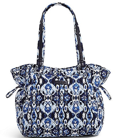 Vera Bradley Iconic Glenna Printed Satchel Bag