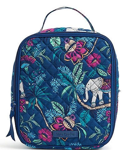 Vera Bradley Iconic Lunch Bunch Top Handle Bag