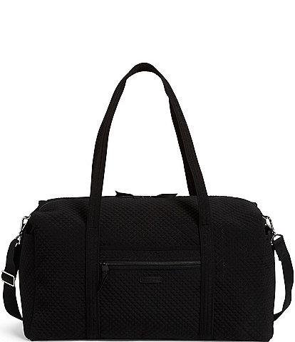 Vera Bradley Microfiber Collection Large Travel Duffel Bag