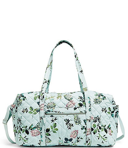 Vera Bradley Performance Twill Collection Large Travel Duffel Bag