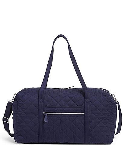 Vera Bradley Performance Twill Collection Large Travel Duffel Bag