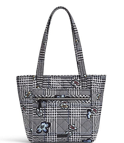 Vera Bradley Performance Twill Collection Small Vera Tote Bag