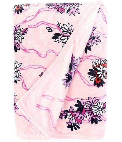 Vera Bradley Plush Throw Blanket