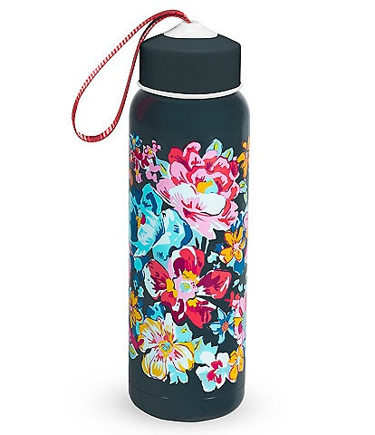 Vera Bradley Pretty Posies Water Bottle