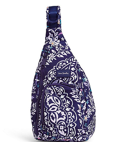 Vera Bradley Reactive Mini Sling Backpack