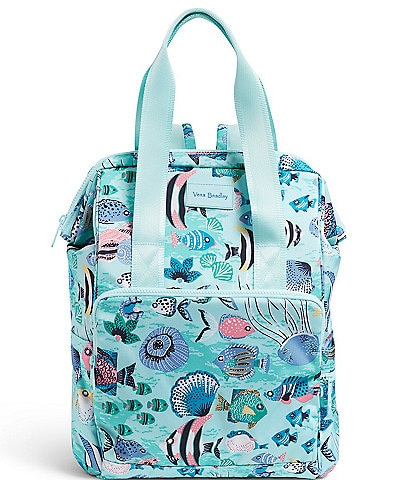 Vera Bradley Reactive Collection Cooler Backpack
