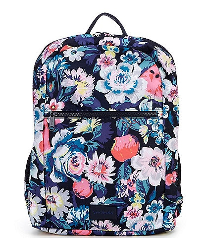 Vera Bradley Reactive Print Grand Backpack