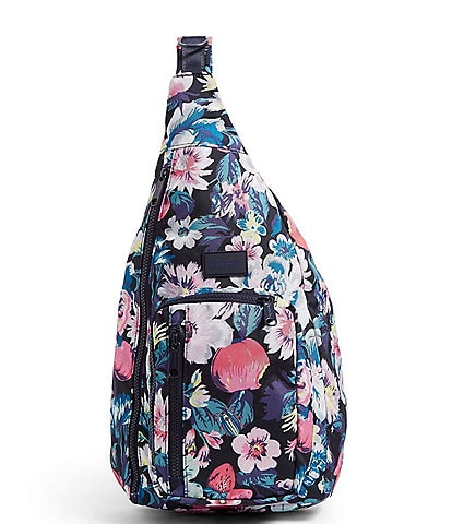 Vera Bradley Reactive Sling Backpack