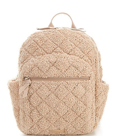 Vera Bradley Small Gingersnap Quilted Backpack
