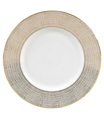 Vera Wang by Wedgwood Gilded Weave Accent Salad Plate